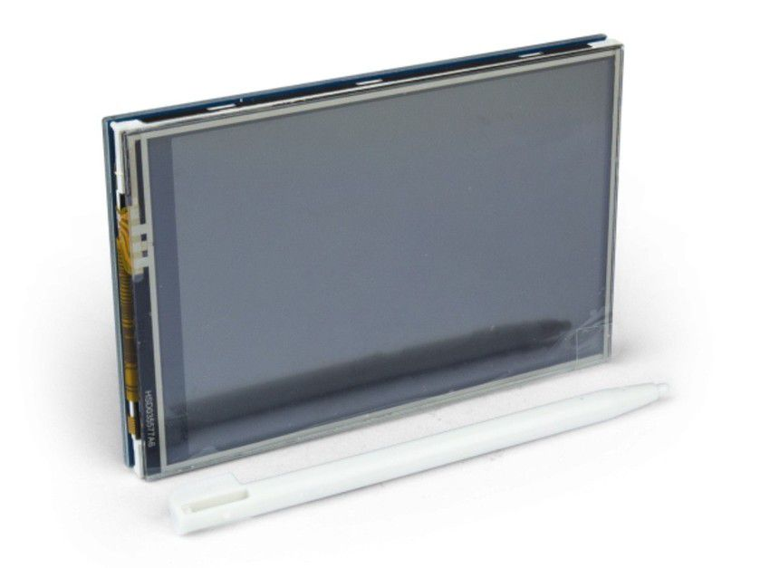 Display LCD TFT Touch 3.5 para Raspberry Pi
