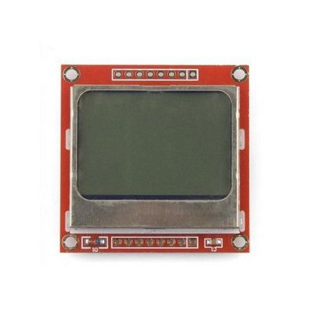 Display Nokia LCD 5110 84x48