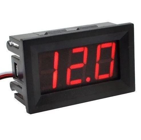 Display voltímetro 4.5V A 30V DC