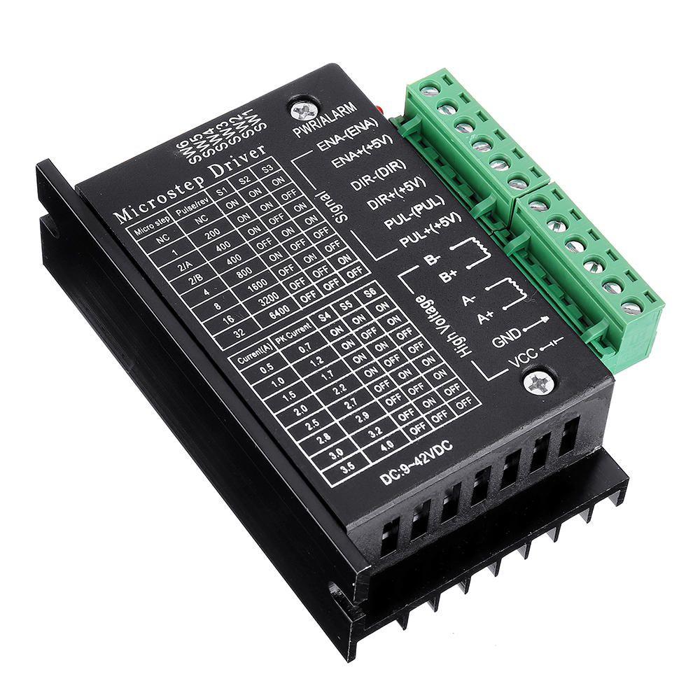 Driver controlador TB6600 4A