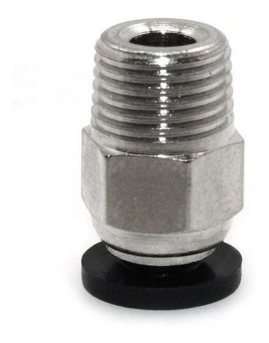 Engate Rápido Pneumático PC4-M10 Bowden para Tubo de 4mm