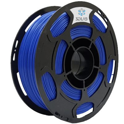 Filamento ABS PREMIUM Azul 1Kg 1,75mm