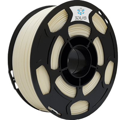 Filamento ABS PREMIUM Natural 1Kg 1,75mm