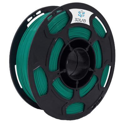 Filamento ABS PREMIUM Verde Água 1Kg 1,75mm