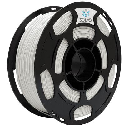 Filamento Flex Branco 500g 1,75mm