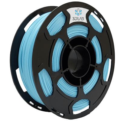 Filamento PLA Azul Claro 1Kg 1,75mm
