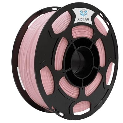 Filamento PLA Rosa Bebê 1Kg 1,75mm