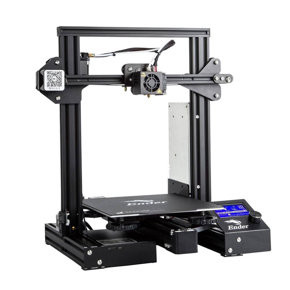Impressora 3D Ender 3 PRO - Placa 32 Bits