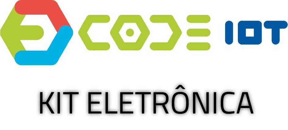Kit Code IoT - Eletrônica