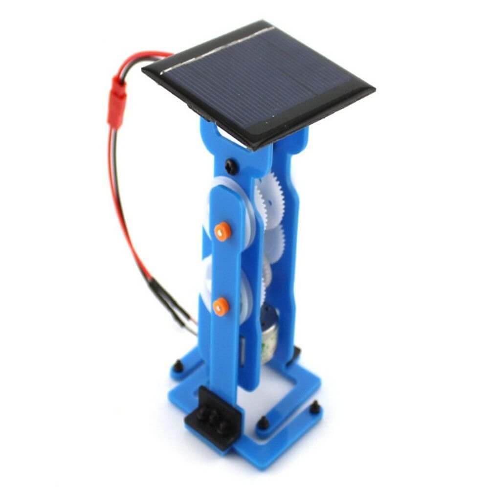 Kit DIY - Brinquedo Robô Movido a Energia Solar