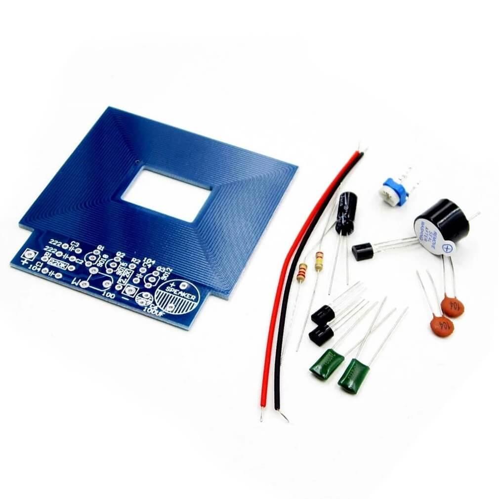 Kit DIY - Detector de Metais