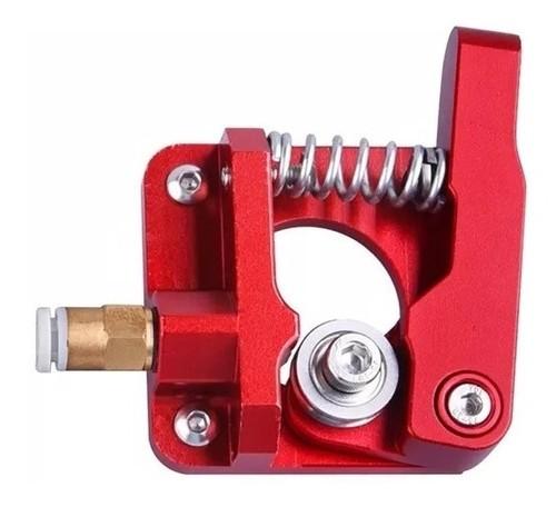 Kit Extrusora Em Alumínio RepRap MK8 - Mão Esquerda