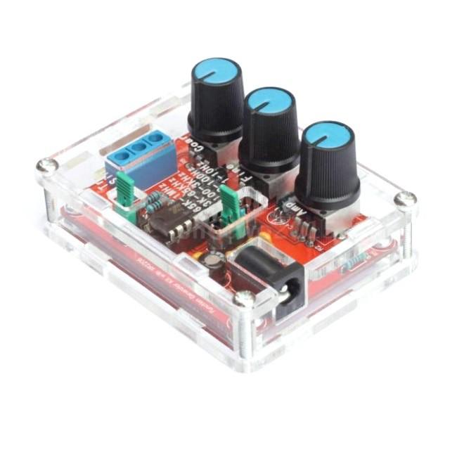 Kit Gerador de funcões XR2206 DIY
