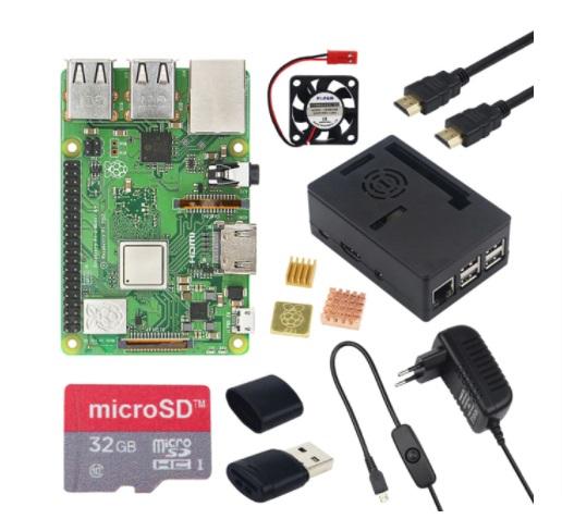 Kit Raspberry Pi 3 B+