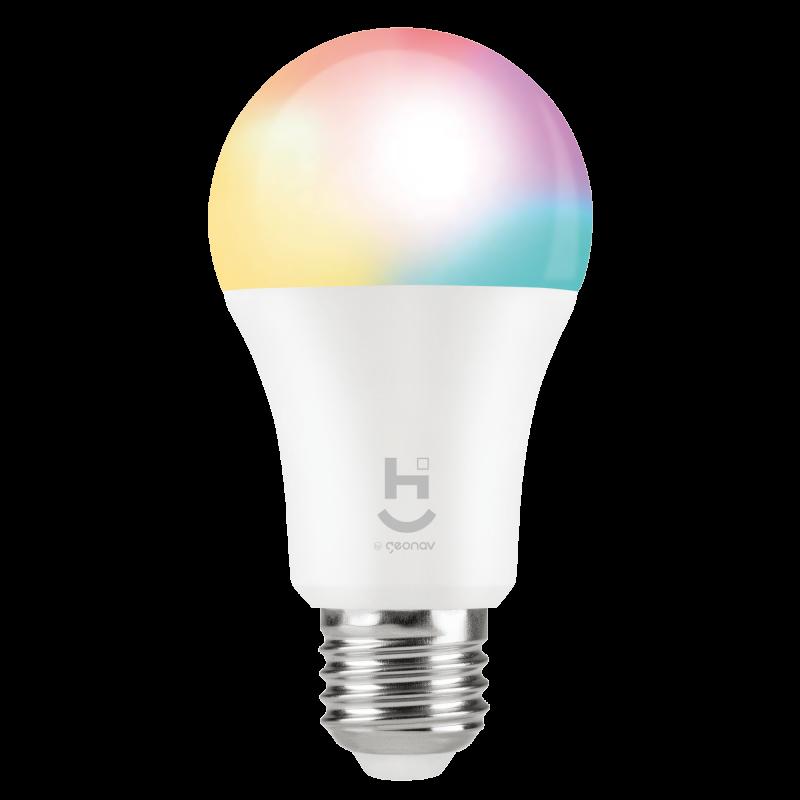 Lâmpada LED Inteligente RGBW WiFi