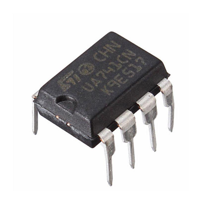 LM741 CI Amplificador Operacional