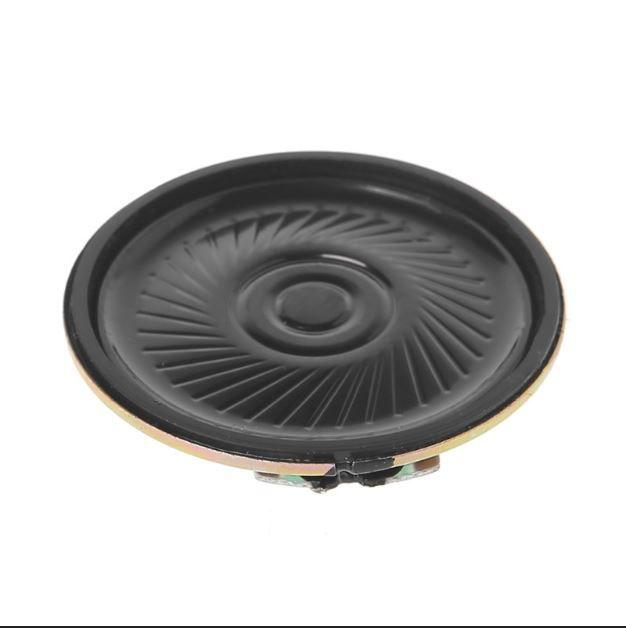 Mini alto falante 8 ohms 0.5W RMS