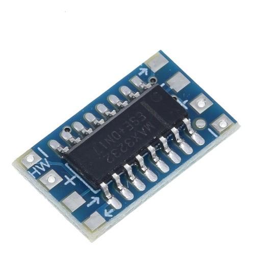 Mini Módulo Conversor RS232 para TTL MAX3232