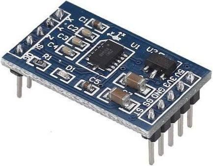 Módulo Acelerômetro MMA7361