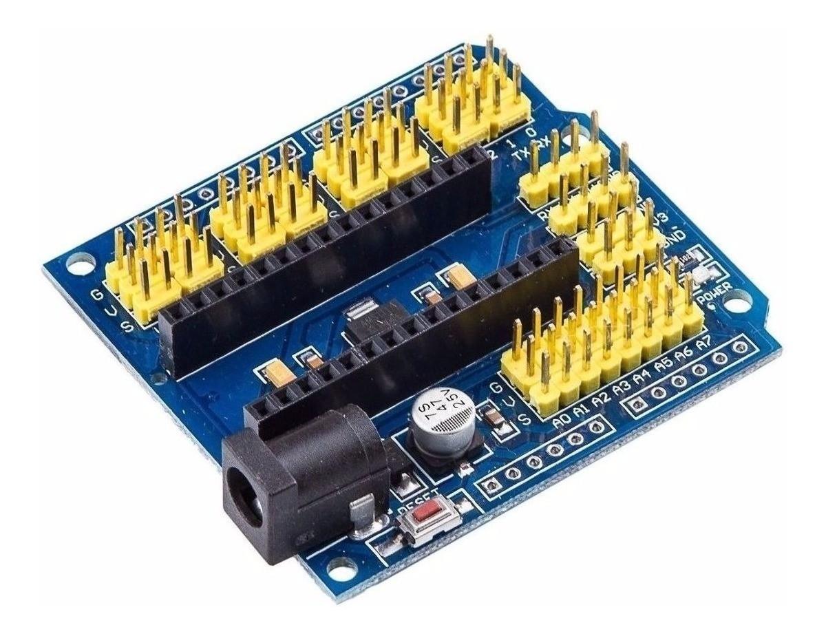 Módulo Adaptador para Expansão do Arduino Nano