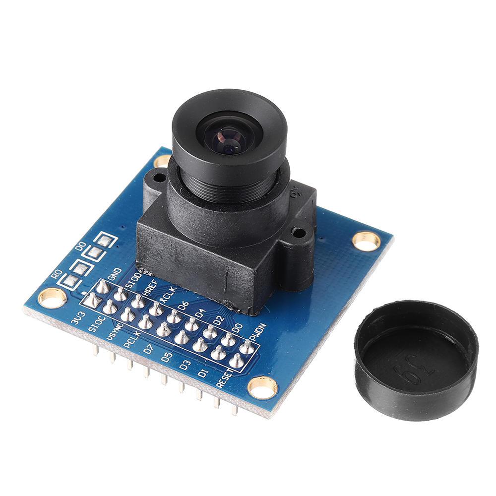 Módulo Câmera VGA OV7670 Para Arduino