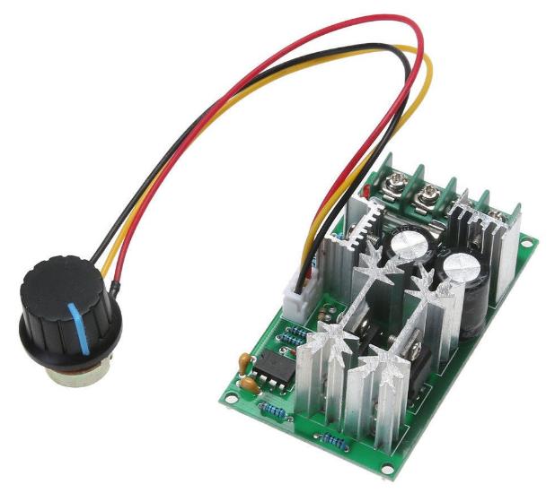 Módulo Controlador PWM 10 a 60V 20A