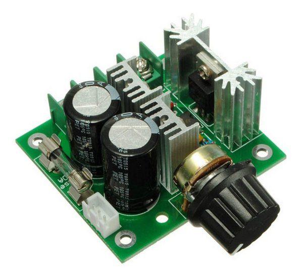 Módulo controlador PWM de 12 A 40 V