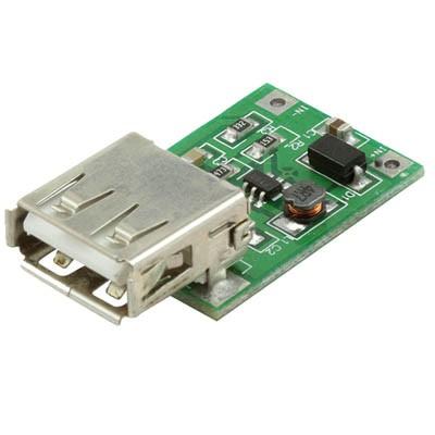 Módulo Conversor 5V DC/DC Step-Up USB