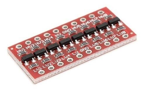 Módulo Conversor De Nível Lógico 3,3-5V - Bidirecional 8 Canais