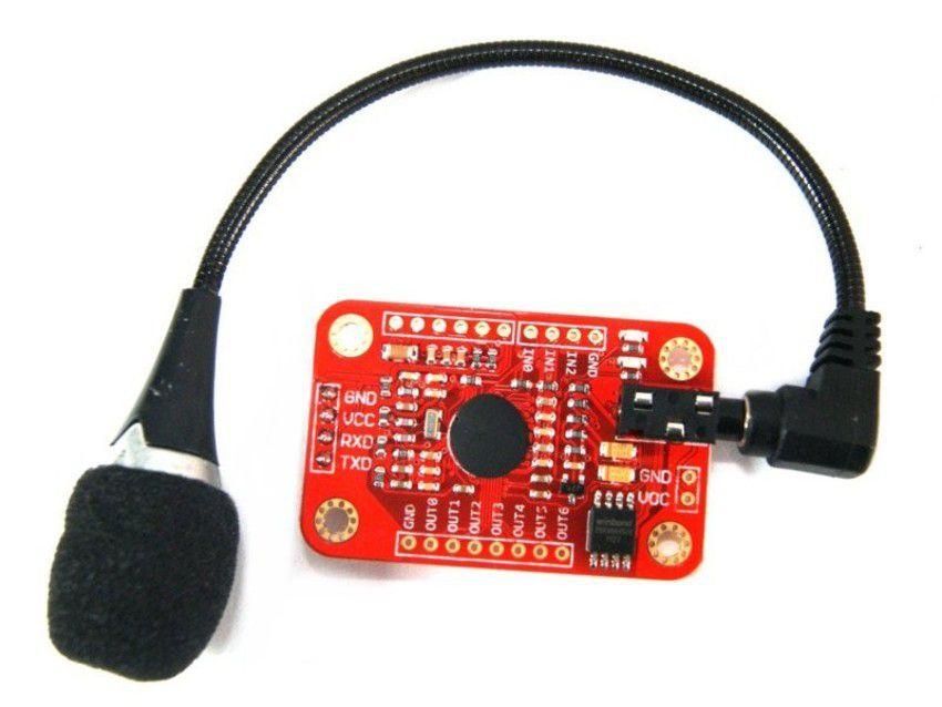 Módulo de reconhecimento de voz V3