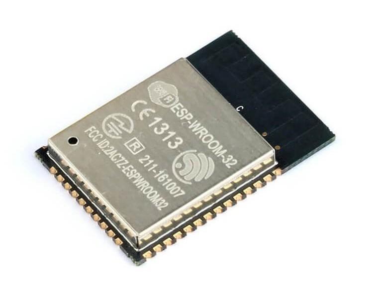 Chip ESP32 WiFi e Bluetooth