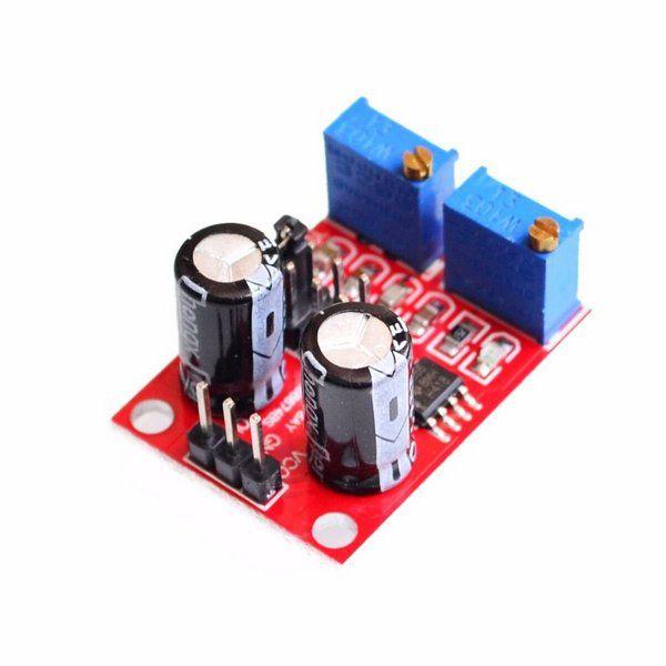 Módulo gerador de frequência LM555 1Hz - 200KHz