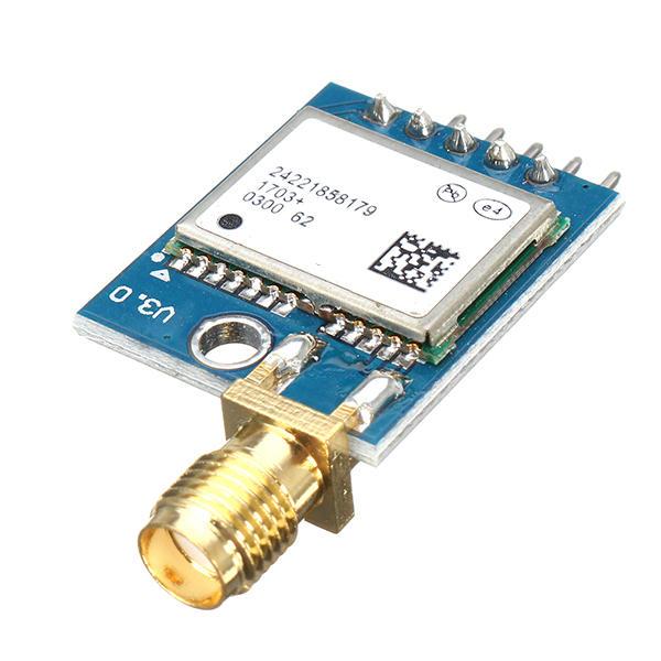 Módulo GPS Mini NEO-7N com conector  SMA para Antena