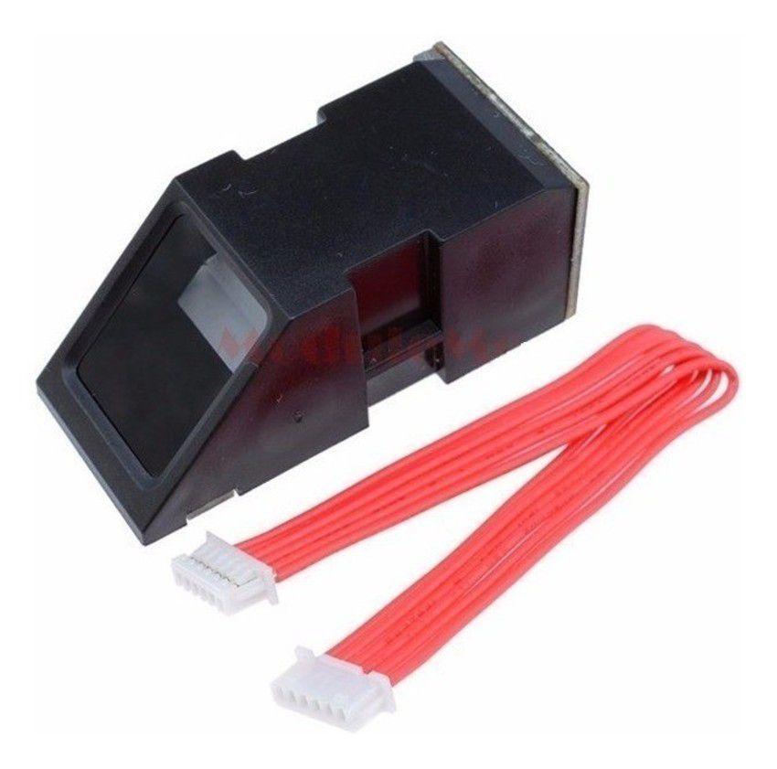 Módulo Leitor de Impressão Digital FPM10A