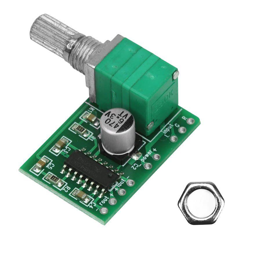 Módulo PAM8403 - Amplificador de Áudio