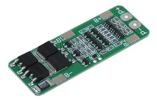 Módulo Proteção para Baterias LI-ION BMS 3S