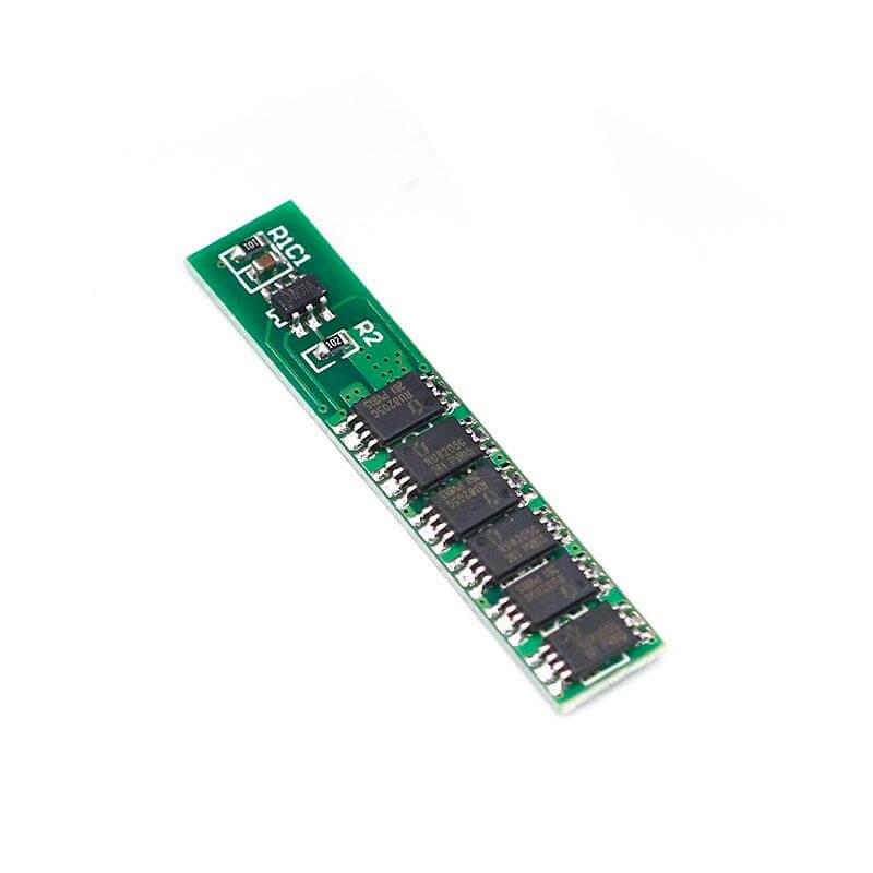 Módulo Proteção para Baterias LI-ION BMS 1S