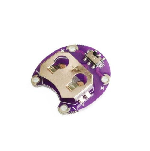 Módulo Suporte Para Bateria CR2032 Lilypad