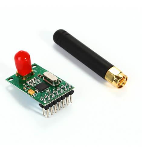 Módulo NRF905 Transceiver Com Antena