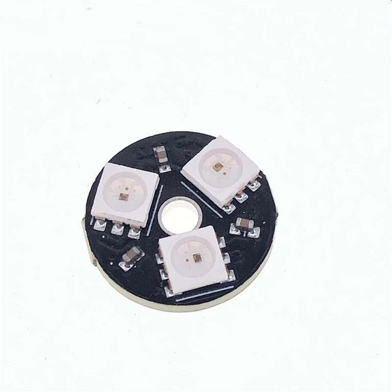 Módulo WS2812 LED RGB Endereçável 3 Bits