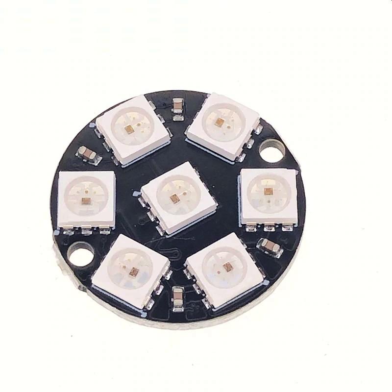 Módulo WS2812 LED RGB Endereçável 7 Bits