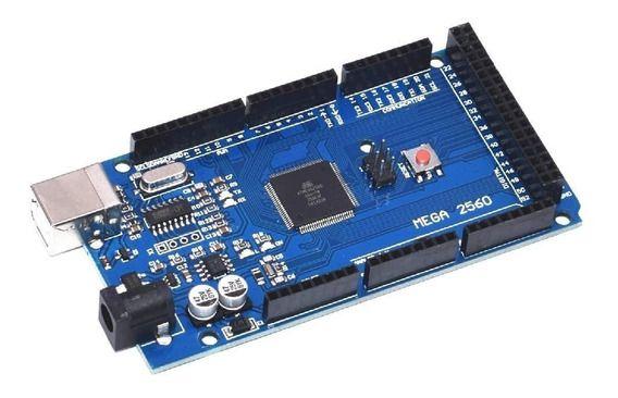 Placa Mega 2560 R3 com cabo USB Arduino Compatível