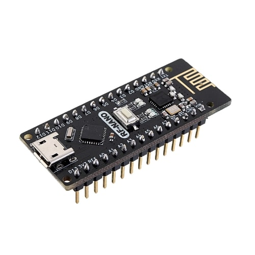 Placa Nano RF NRF24L01 Arduino Compatível
