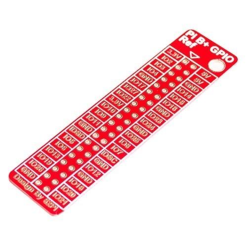 Placa Referência GPIO 40 Pinos para Raspberry Pi