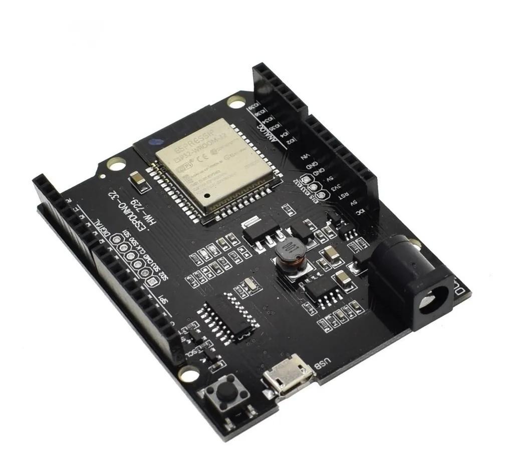 Placa Wemos D1 ESP32 com WiFi e Bluetooth