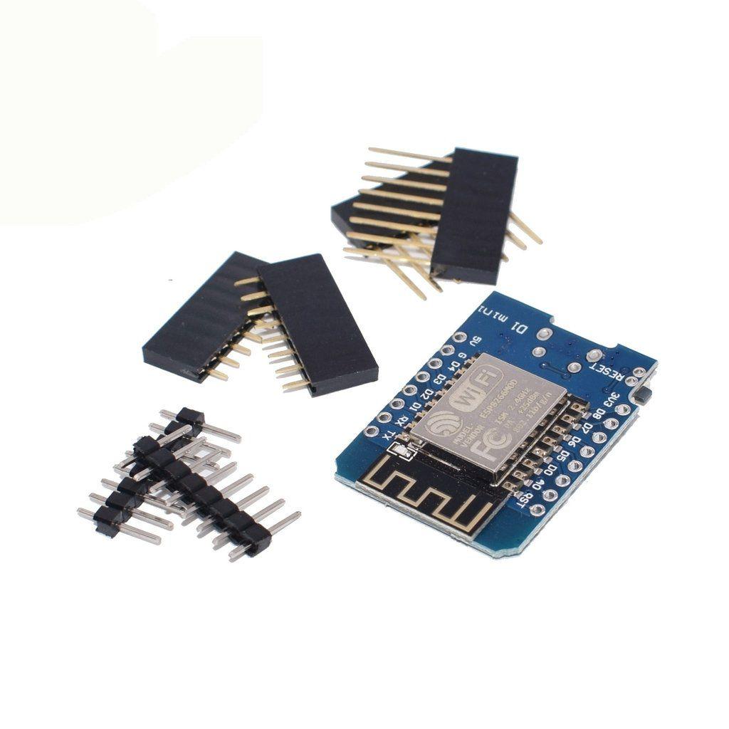 Placa Wemos D1 Mini ESP8266 12F WiFi
