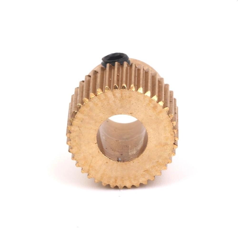 Polia Extrusora 40 Dentes 5mm