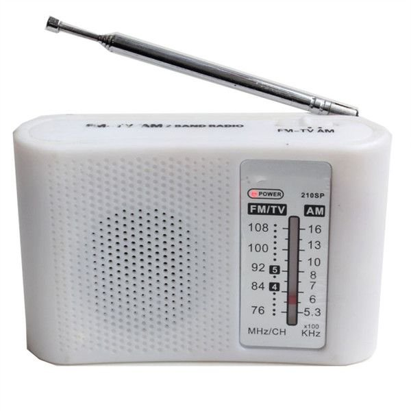 Radio Am/Fm portátil - Kit de montagem
