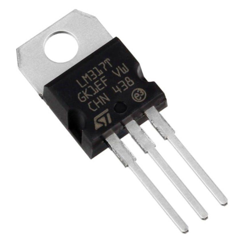 Regulador de Tensão LM317