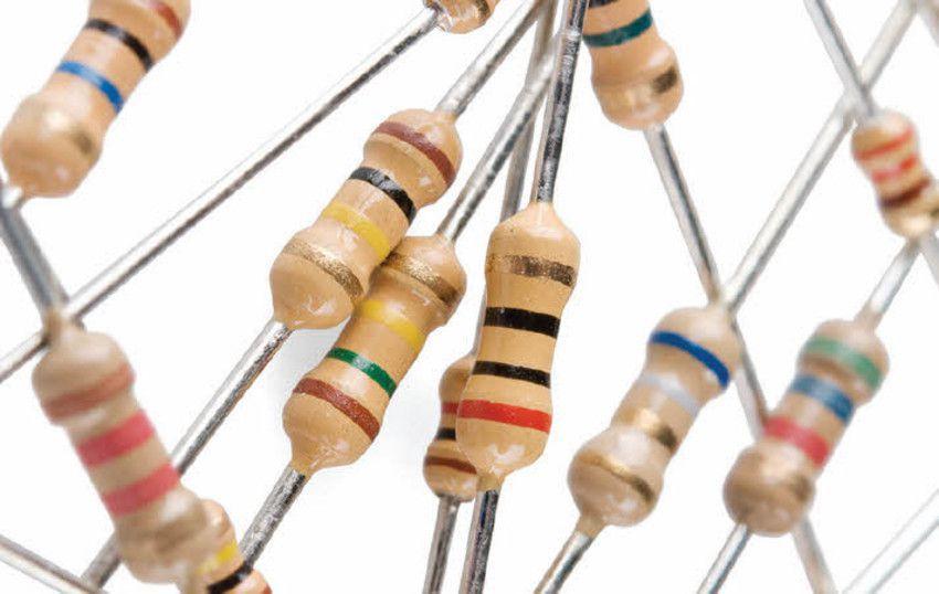 Resistor 1/4W 10 unidades